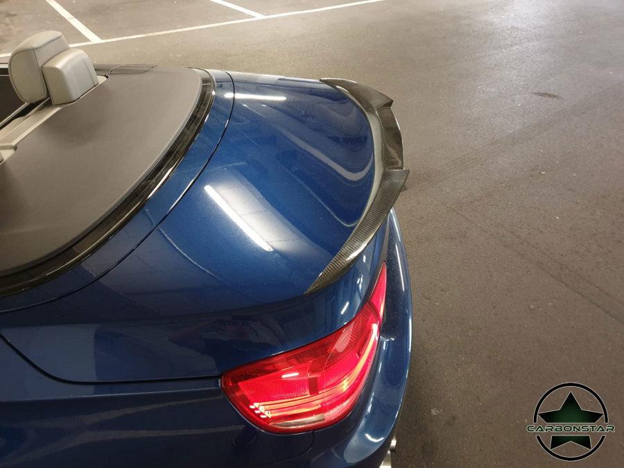 Cstar Heckspoiler Carbon Gfk HIGH KICK V2 passend für BMW E93 +M3 M4