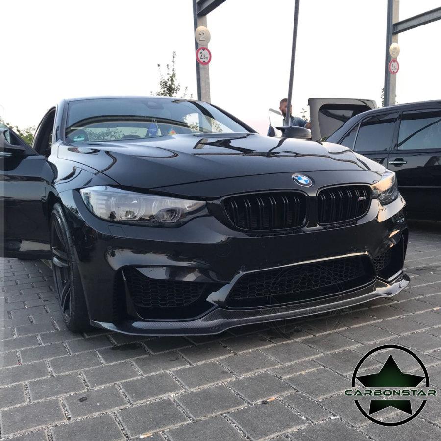 Cstar Carbon Gfk Frontlippe Vorsteiner Style passend für BMW F82 F83 M4 M3 F80