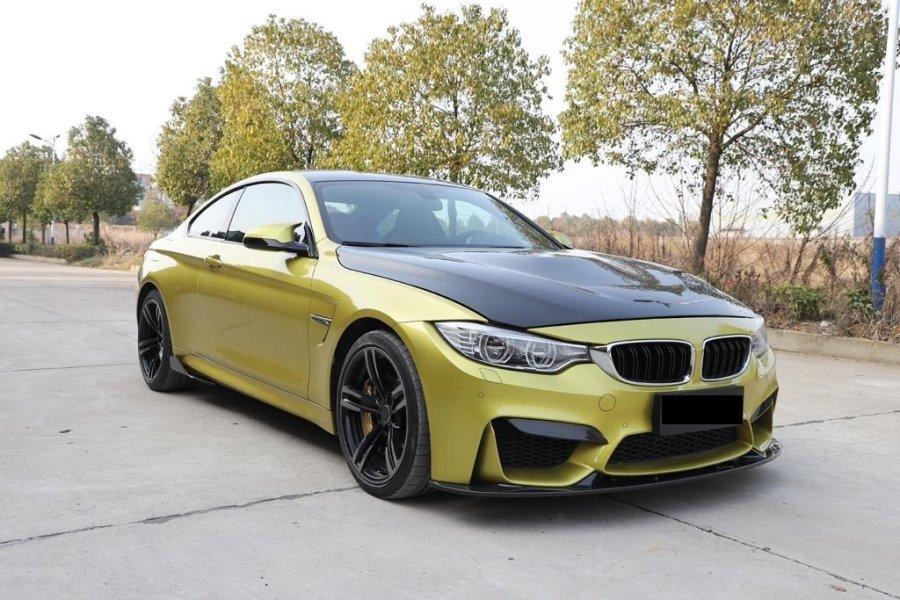 Cstar Carbon Gfk Frontlippe 3D passend für BMW F82...