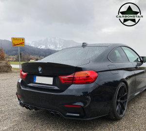 Cstar Carbon Gfk Heckdiffusor Diffusor 3D 1tlg. passend für BMW F80 M3 F82 F83 M4