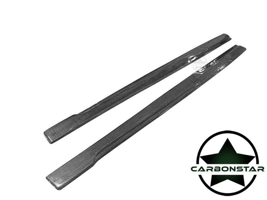 Cstar Carbon Gfk Seitenschweller Ex Style passend...
