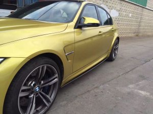 Cstar Carbon Gfk Performance Seitenschweller passend für BMW F80 M3