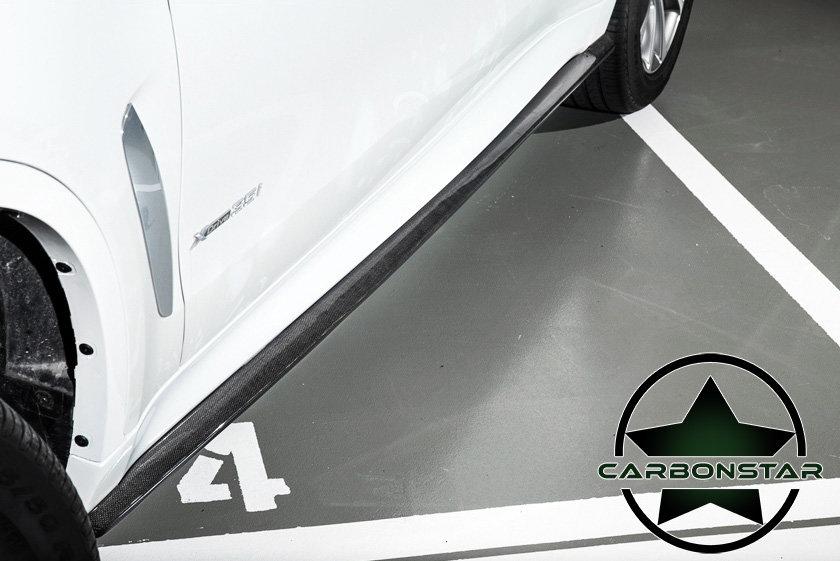 Cstar Carbon Gfk 3D Seitenschweller passend für BMW...