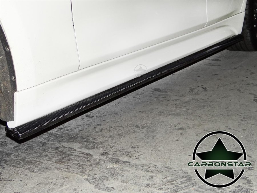 Cstar Carbon Gfk DP Style Seitenschweller passend...