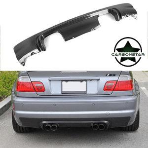 Cstar Carbon Gfk Diffusor passend für BMW E46 M3 + CSL