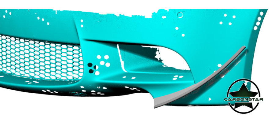 Cstar Carbon Canards Wings 2 tlg. DTM passend für BMW E90 E92 E93 M3
