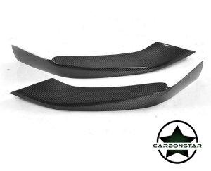 Cstar Carbon Gfk Splitter Flaps Performance passend für BMW G30 G31 M Paket