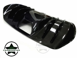 Cstar Carbon Gfk Heckdiffusor Diffusor passend für Ferrari F430 auch Spider