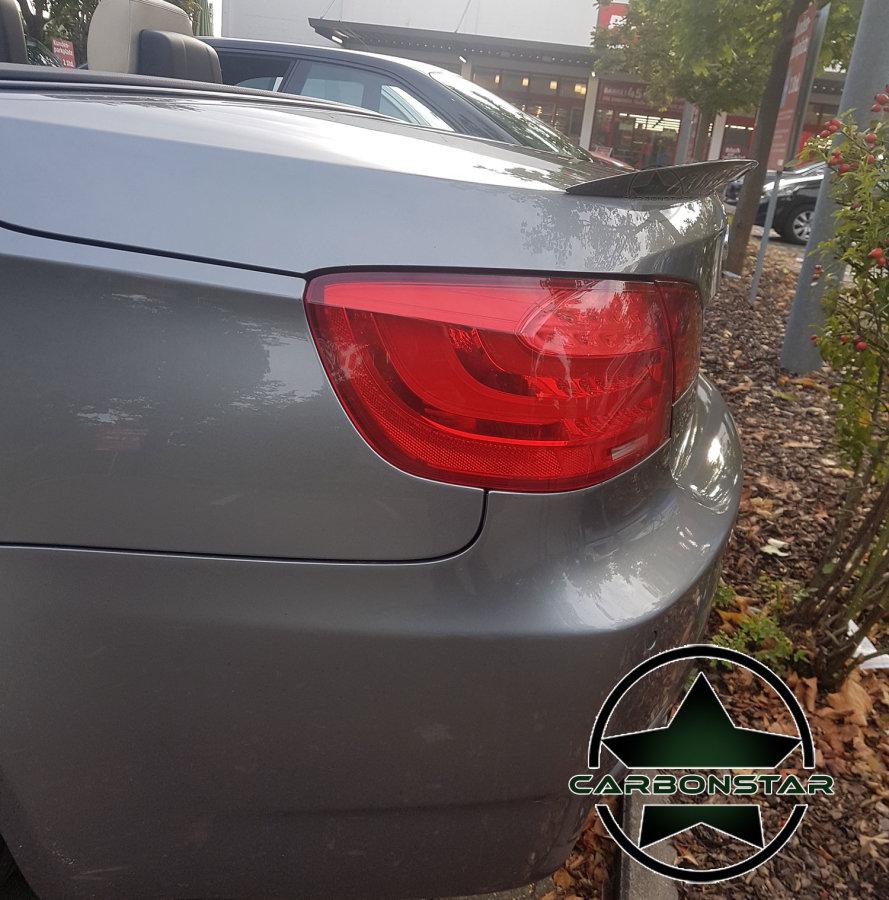 Cstar Gfk Heckspoiler High Kick Performance passend für BMW E93 + M3