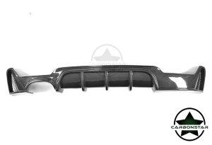 Cstar Carbon Gfk Heckdiffusor Diffusor 00==xx passend für BMW F32 F33 F36 428i 430i 425d 430d