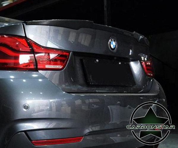 Cstar Heckspoiler Gfk V Style passend für BMW F32