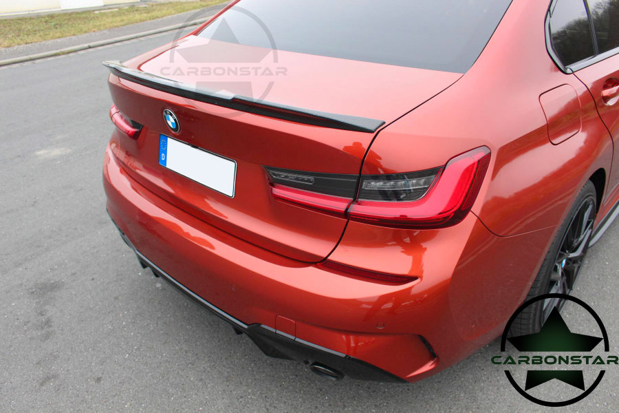 Cstar Carbon Gfk Heckspoiler CS Style  passend für...