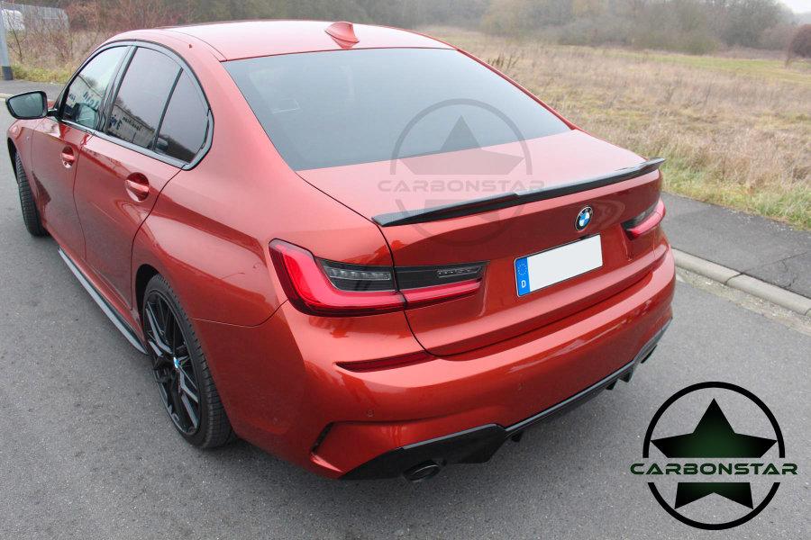 Cstar Carbon Gfk Heckspoiler CS Style  passend für BMW G20 G80 M3