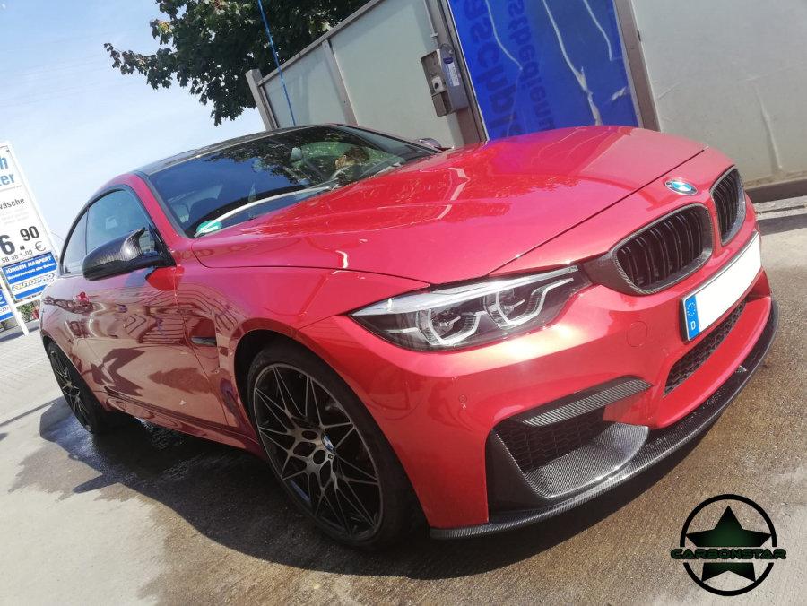 Cstar Fahrzeugumbau BMW M4 Competition - Full Service