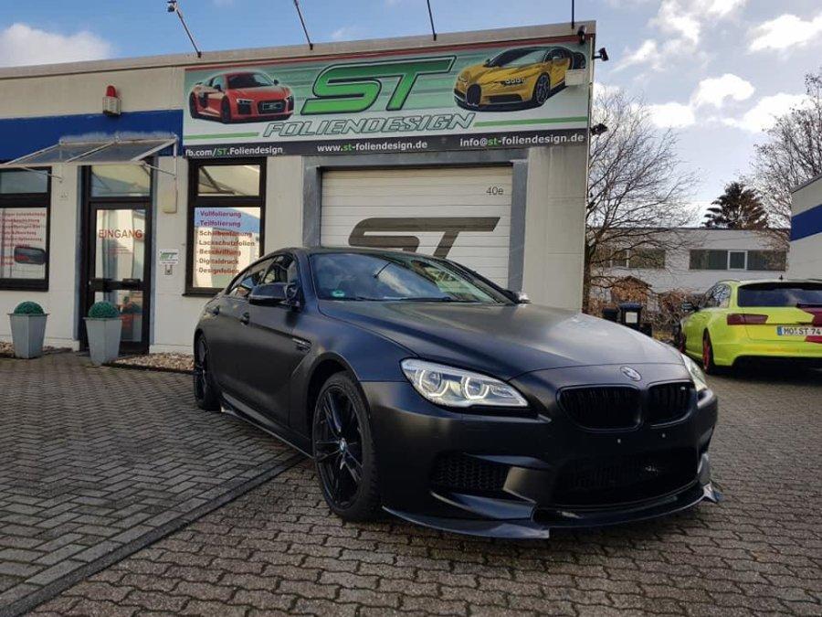 Cstar Fahrzeugumbau BMW F06 F12 F13 --- > M6 Optik