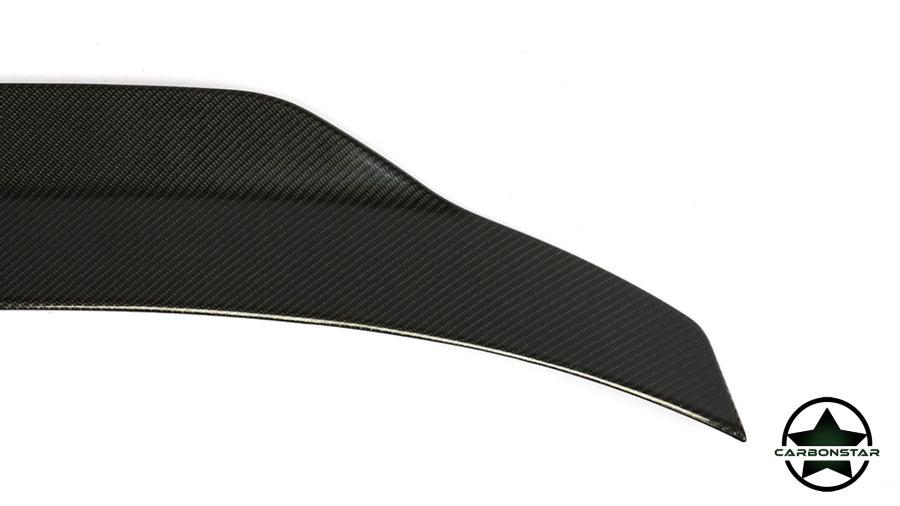 Cstar Carbon Gfk Heckspoiler Big PSM Style Ducktail passend für BMW F83 M4 F33