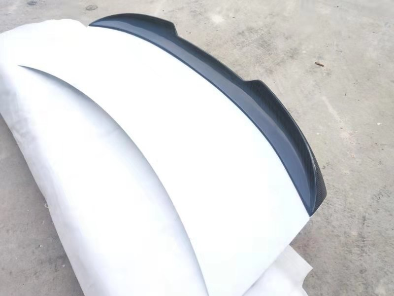 Cstar Heckspoiler Carbon Gfk Heckklappe Aufsatz passend...