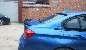 Cstar Heckspoiler Carbon Gfk V4.0 Big Style passend für BMW F30 F80 M3