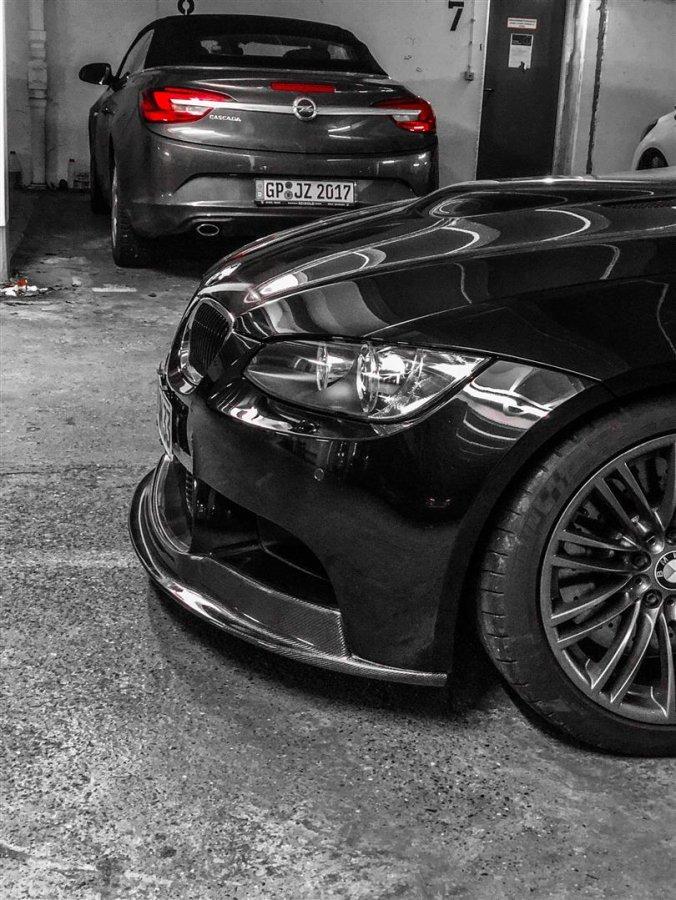 Cstar Carbon Gfk Frontlippe Arkym Style passend für...
