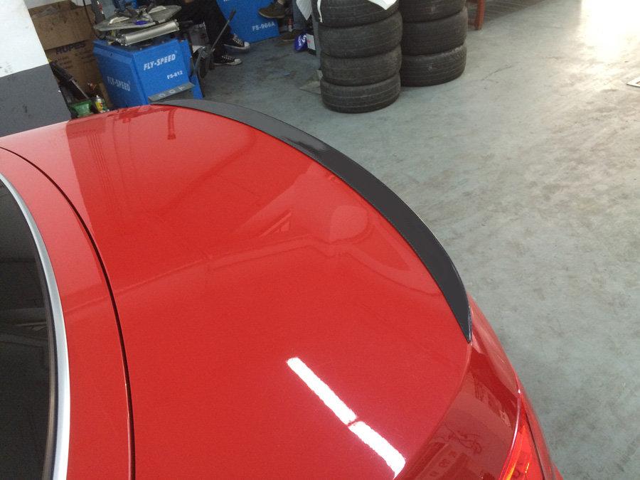 Cstar Heckspoiler Gfk Performance Style Schmal passend für BMW E93 +M3