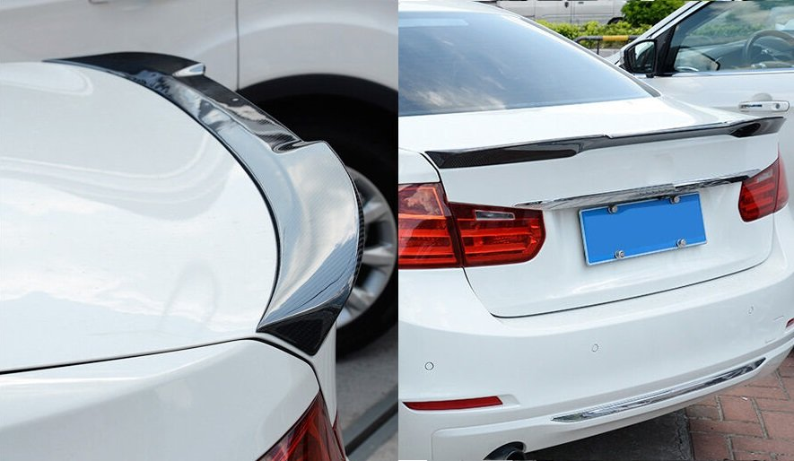 Cstar Heckspoiler Carbon Gfk V7.0 V ML Style 2.0  passend für BMW F30 F80 M3