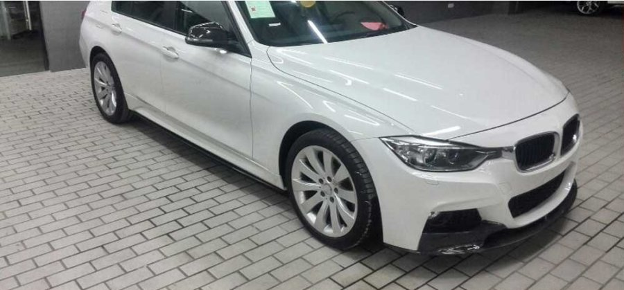 Cstar Carbon Gfk Frontlippe Performance Style passend...