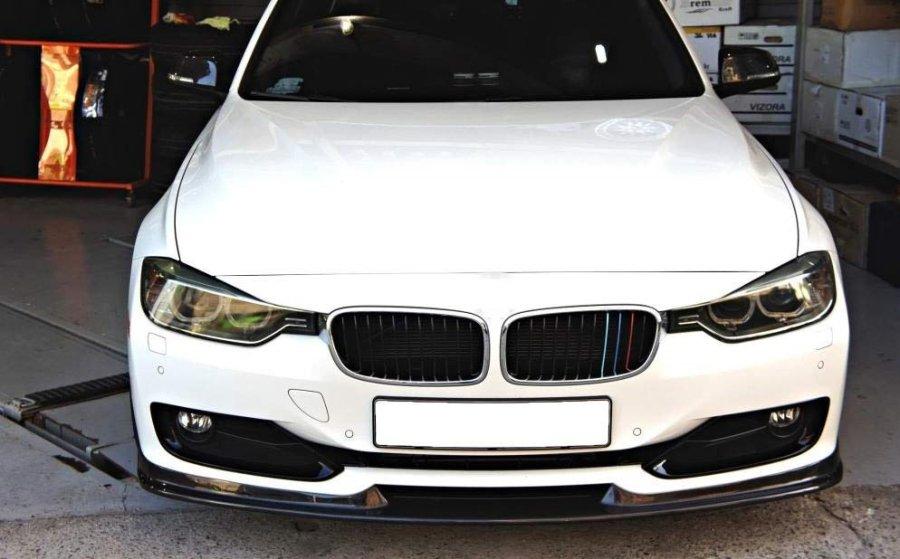 Cstar Carbon Gfk Frontlippe H-Style passend für BMW F30 F31 Vor LCI ohne M-Paket