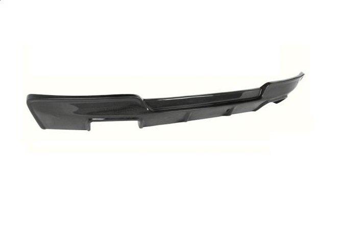 Cstar Carbon Gfk Diffusor Heckdiffusor passend für BMW F30 F31 4 Rohr Auspuffanlage