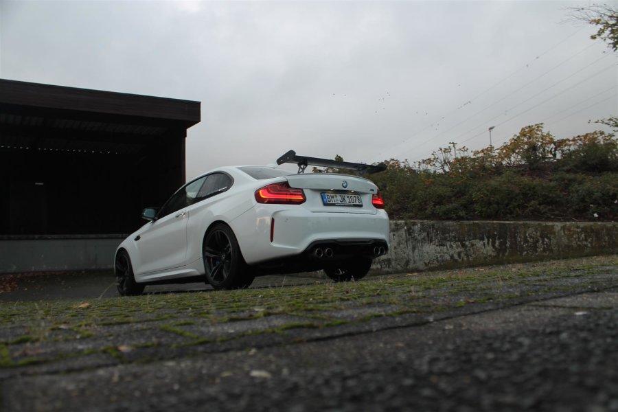Cstar Carbon Gfk Flügel Heckflügel Heckspoiler V2  passend für BMW F82 M4 M3 F80 M2 F87 +GTS