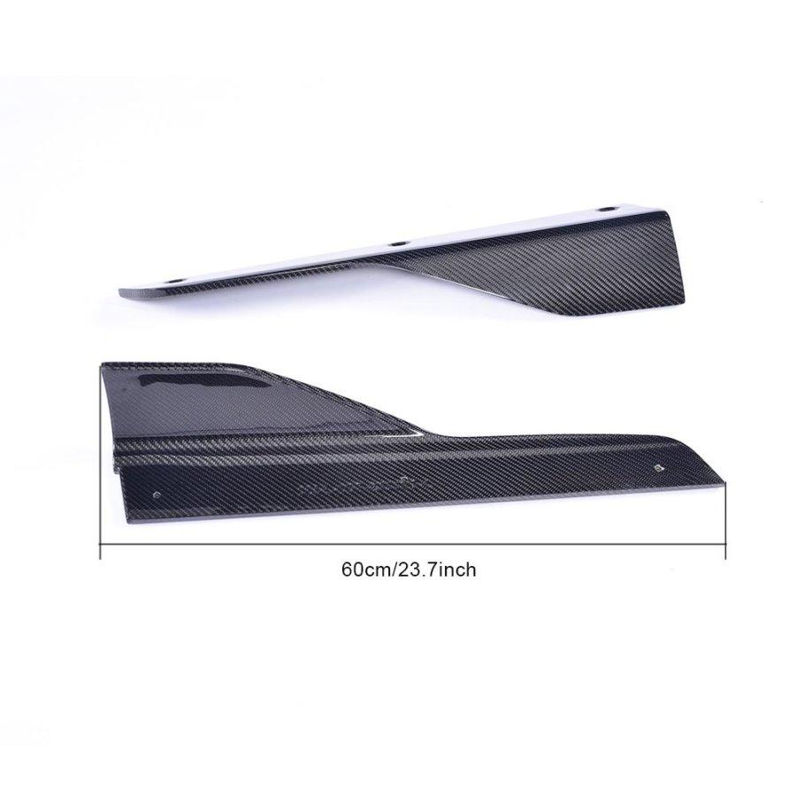 Cstar Carbon Gfk Seitenschweller Wings Flügel passend für BMW F32 F33 F36 M Paket
