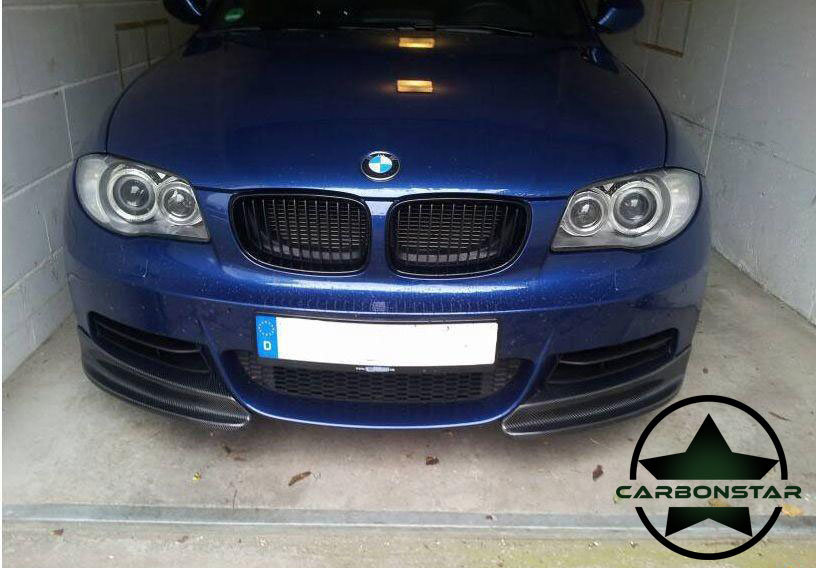 Cstar Carbon Gfk Flaps Splitter V1 passend für BMW...
