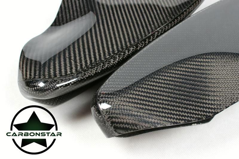 Cstar Carbon Gfk Flaps Splitter V1 passend für BMW E82 E88 M Paket
