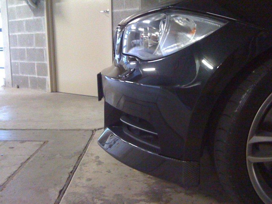 Cstar Carbon Gfk Flaps Splitter V2 passend für BMW...