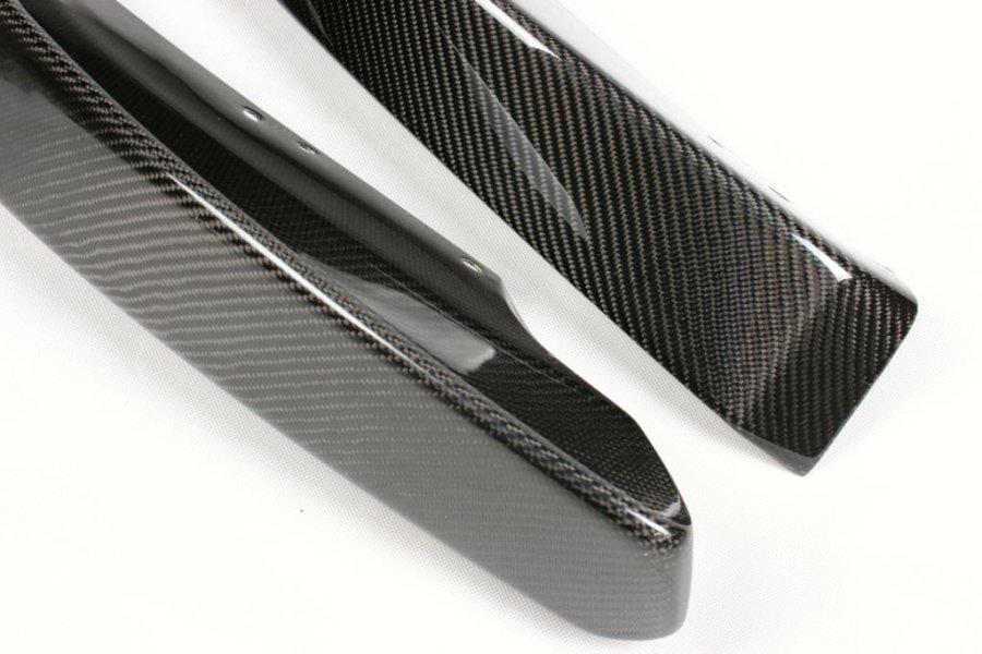 Cstar Carbon Gfk Flaps Splitter V2 passend für BMW E82 E88 M Paket