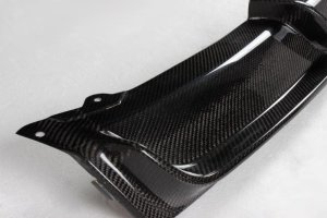 Cstar Carbon Gfk Heckdiffusor Diffusor Ausschnitt Links Breit passend für BMW F30 F31 320 325 328 330