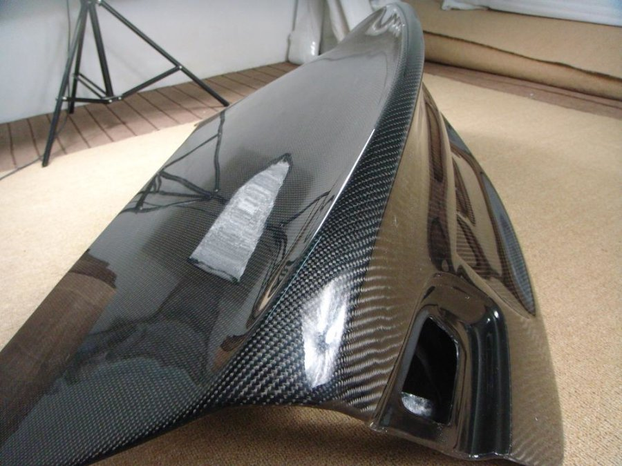 Cstar Carbon Gfk Kofferraumdeckel CSL passend für BMW E92 auch M3