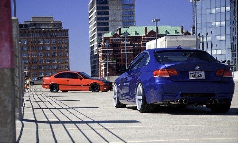 Cstar Gfk Kofferraumdeckel CSL passend für alle BMW...