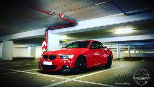 Cstar Carbon Gfk Flaps passend für BMW E92 E93 M Paket Vor Facelift