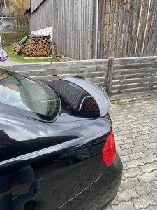 Cstar Heckspoiler Carbon Gfk PSM Style passend für BMW E90 + M3