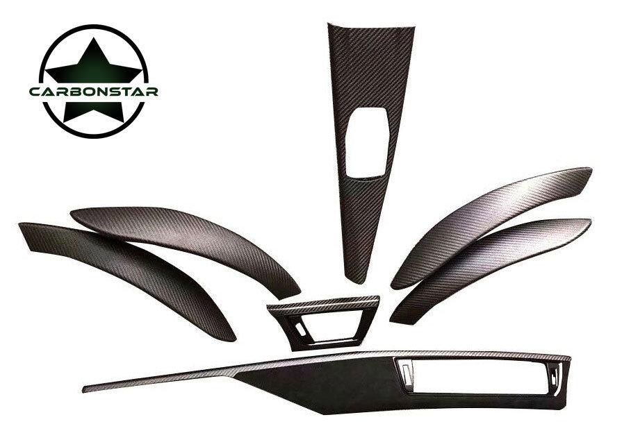 Cstar Carbon Matt Alcantara ABS Interieur Innnenraum...