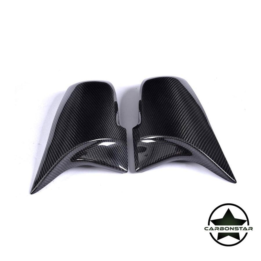 Cstar Dry Carbon Spiegelkappen V2.0 passend für BMW...