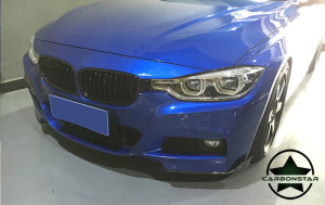 Cstar Carbon Gfk Wings Flaps Splitter passend für BMW F30 F31 +LCI + M Paket