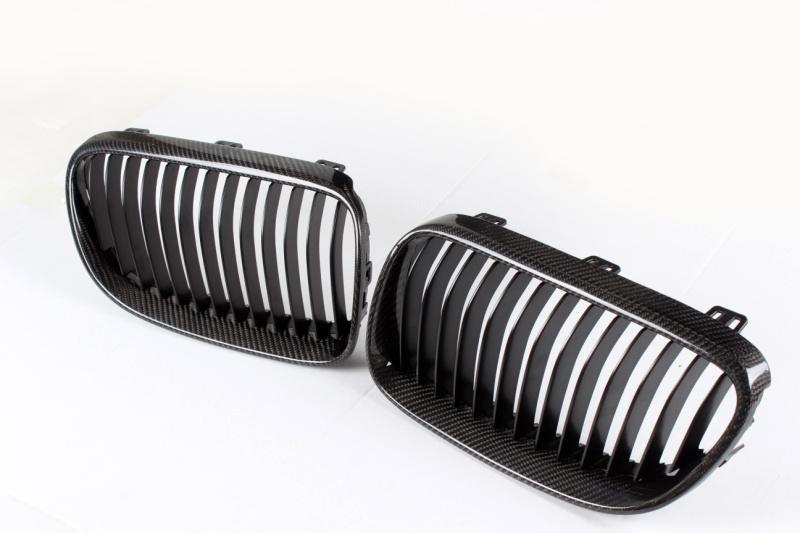 Cstar Carbon ABS Nieren Grill passend für BMW E92...