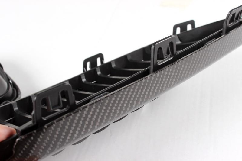 Cstar Carbon ABS Nieren Grill passend für BMW E92 E93 LCI Facelift