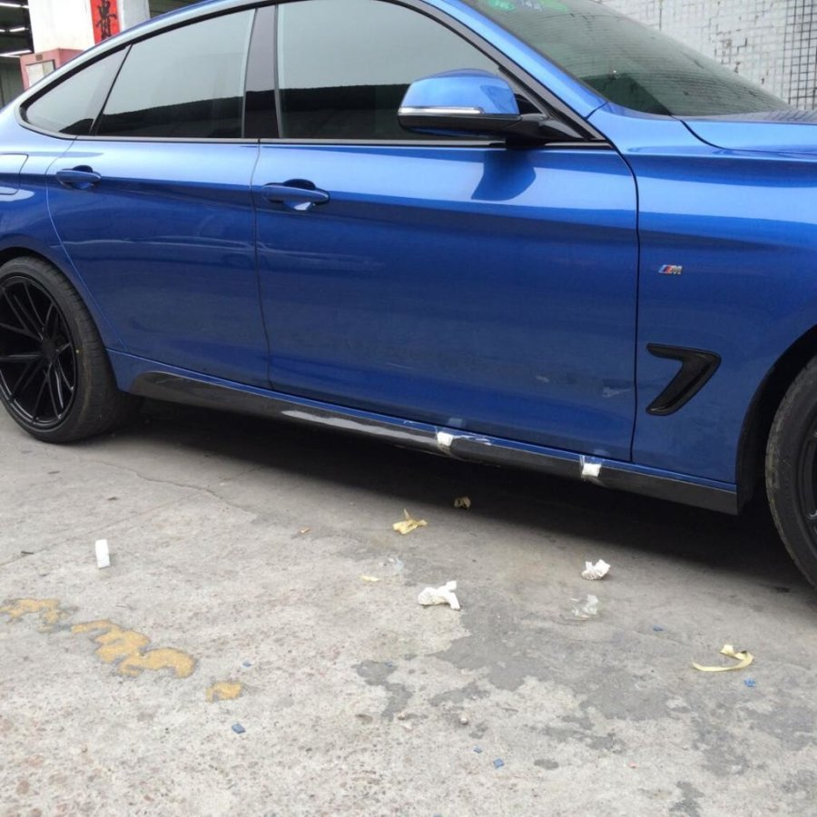 Cstar Carbon Gfk Seitenschweller passend für BMW F34...