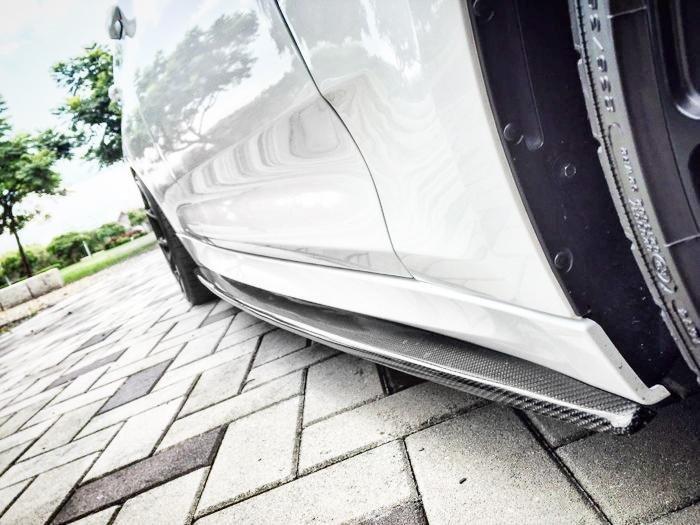 Cstar Carbon Gfk Seitenschweller Performance passend...