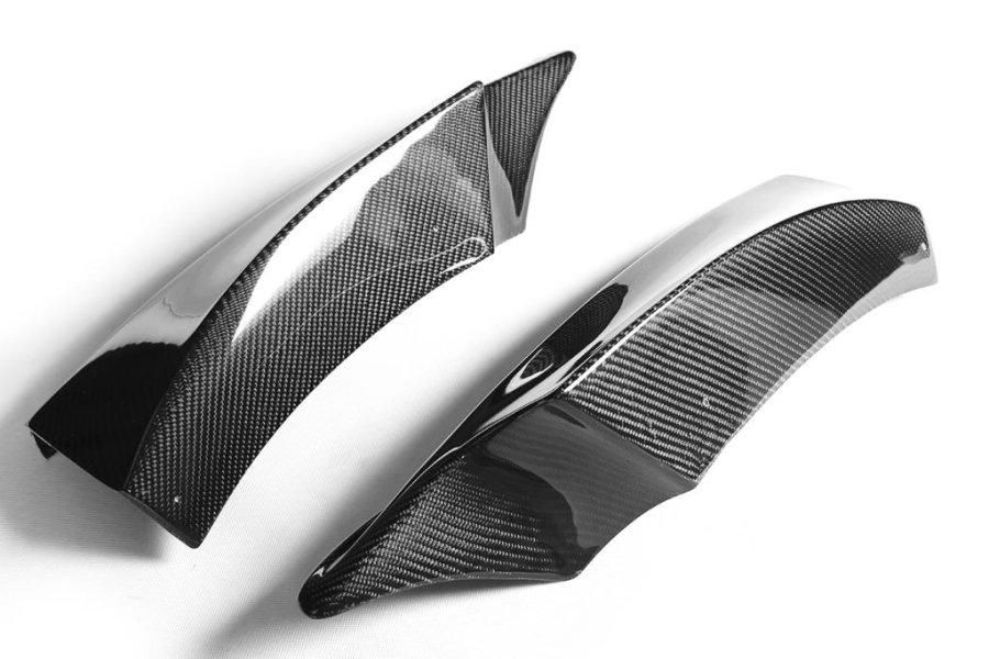 Cstar Carbon Gfk Flaps Splitter Performance passend für BMW F34 GT M Paket