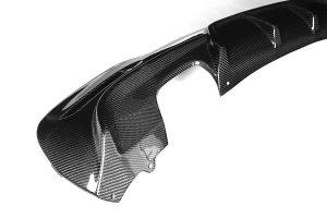 Cstar Carbon Gfk Heckdiffusor Diffusor Performance passend für BMW F34 GT M Paket Ausschnitt links 320i 320xi 328i 328xi 318d 320d 325d
