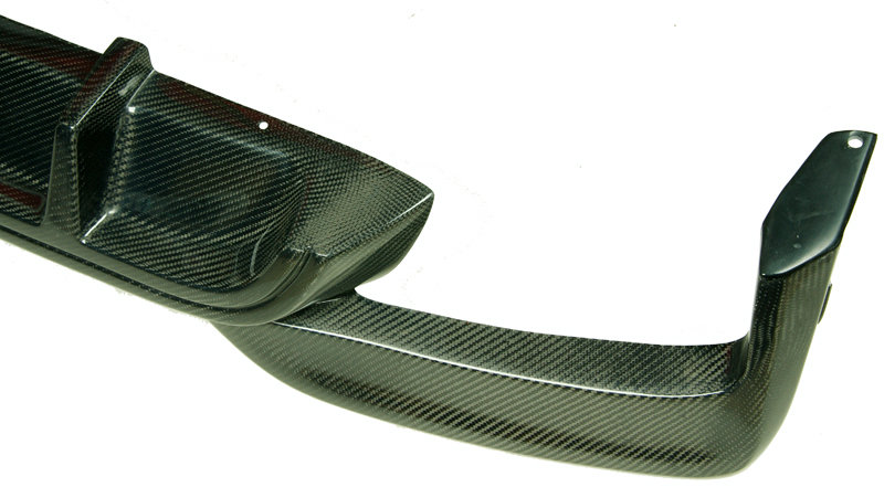 Cstar Carbon Gfk Heckdiffusor Diffusor V2 passend für F06 F12 F13 mit M-Paket oder M6