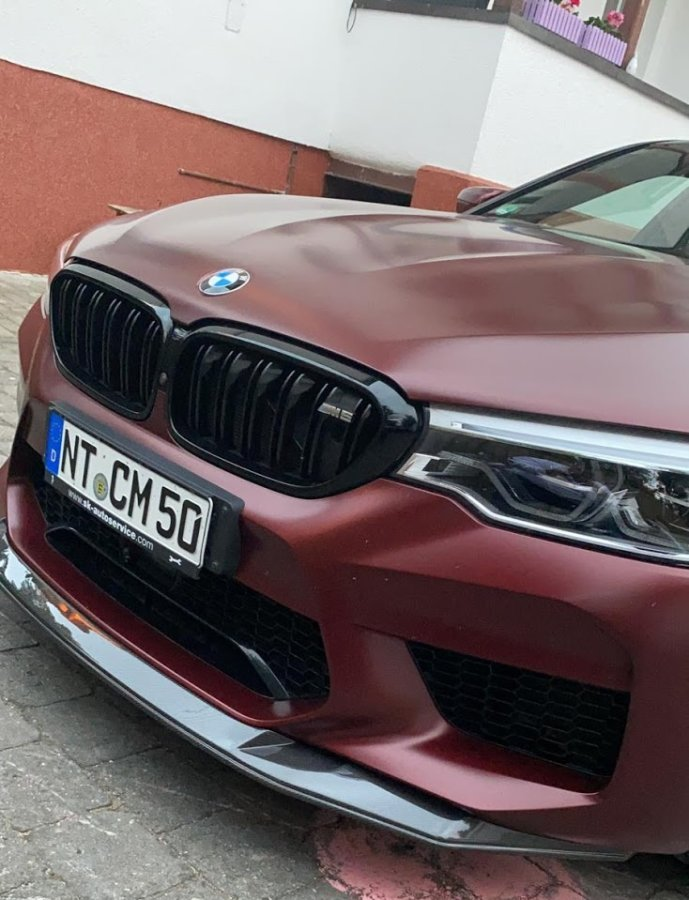 Cstar Carbon Gfk Frontlippe GTS passend für BMW F90 M5